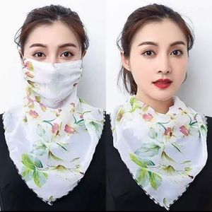 Face mask/Scarf! Always be ready to wear a mask